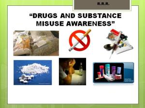 SUBSTANCE MISUSE MODULE PIC